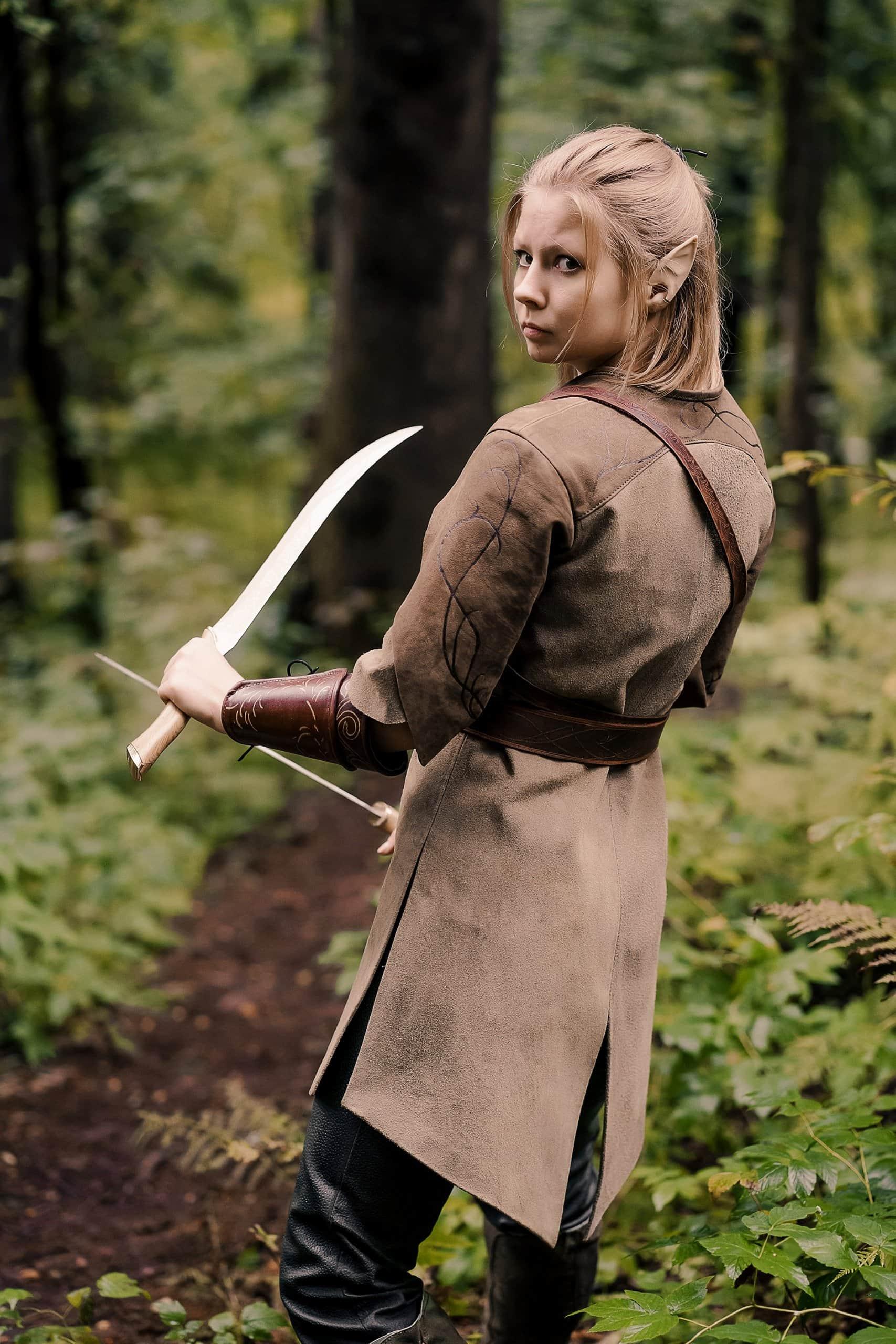 Legolas costume - SokolWorkshop
